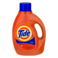 Tide Liquid Laundry Detergent Original Scent