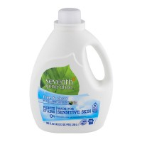 Seventh Generation Liquid Laundry Detergent HE Free & Clear Natural