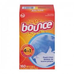 Bounce Fabric Softener Sheets Fresh Linen