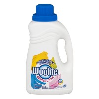 Woolite Gentle Cycle Liquid Laundry Detergent Standard/HE Sparkling Falls