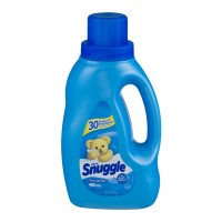 Snuggle Ultra Liquid Fabric Softener Concentrated HE Blue Sparkle