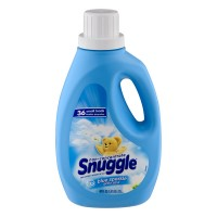 Snuggle Liquid Fabric Softener Non-Concentrate Blue Sparkle