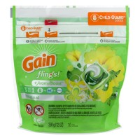 Gain Flings! 3-in-1 Laundry Detergent Packs Original