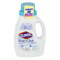 Clorox 2 Stain Remover & Color Booster Liquid Free & Clear
