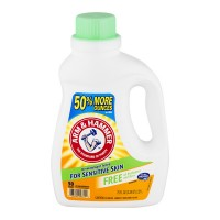 Arm & Hammer 2X Laundry Detergent Sensitive Skin Free All Machines