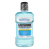 Listerine UltraClean Antiseptic Cool Mint
