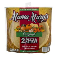 Mama Mary's Gourmet Pizza Crusts Original - 2 ct