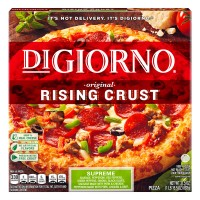 DiGiorno Pizza Supreme Rising Crust Frozen