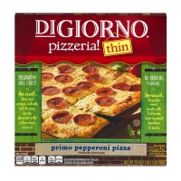 DiGiorno Pizzeria! Thin Primo Pepperoni Pizza Frozen