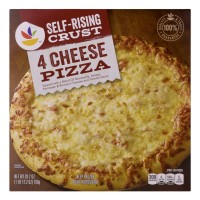 Stop & Shop Pizza Four Cheese Self-Rising Crust Frozen