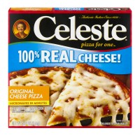 Celeste Pizza For One Original Cheese Thin Crust Frozen