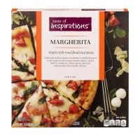 Taste of Inspirations Wood Fired Crust Pizza Margherita