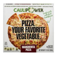 Caulipower Cauliflower Crust Pizza Margherita Gluten Free