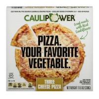 Caulipower Cauliflower Crust Pizza Three Cheese Gluten Free