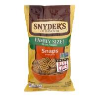 Snyder's of Hanover Pretzel Snaps All Natural