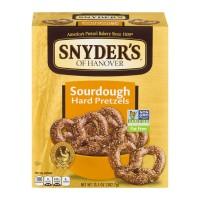 Snyder's of Hanover Pretzels Sourdough Hard Fat Free