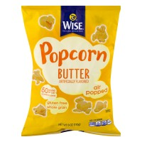Wise Popcorn Butter Air Popped
