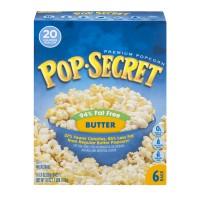 Pop Secret Microwave Popcorn Butter 94% Fat Free