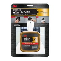 3M 12 fl. oz. Large Hole Wall Repair Kit (Case of 4)
