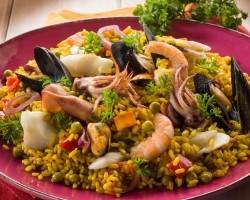 Fito's Seafood Paella