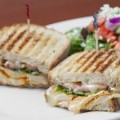 Fried/Grilled Chicken Panini