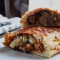 Philly Beef Cheesesteak Wrap
