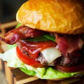 Bacon Cheeseburger