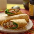 Chicken Cutlet Wrap
