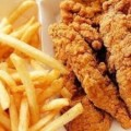 Chicken Fingers W/ Fries