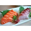 Hamachi (Yellow Tail) Sashimi (6 Pcs)