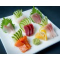Sashimi (7 Pcs of Assorted Raw Fish)