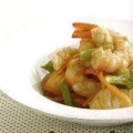Shrimp and  Vegetable Combo
