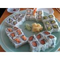 Spicy Salmon Roll w/ Scallion