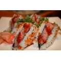 Spicy Tuna Roll w/ Scallion