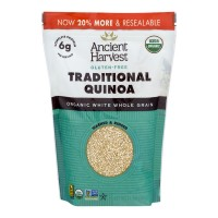 Ancient Harvest Quinoa Traditional Whole Grain Organic