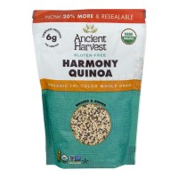 Ancient Harvest Quinoa Harmony Blend Tri-Color Pre-Washed Organic