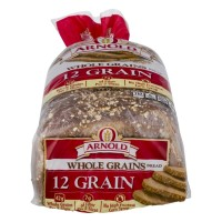 Arnold Whole Grains Bread 12 Grain