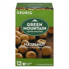 Green Mountain Hazelnut Light Roast Coffee K-Cups