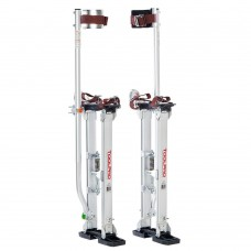 ToolPro 18 in. to 30 in. Aluminum Drywall Stilts