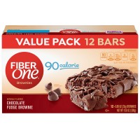 Fiber One Brownies 90 Calorie Chocolate Fudge - 12 ct