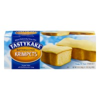 Tastykake Krimpets Butterscotch Iced - 6 ct