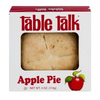 Table Talk Snack Pie Apple 4 Inch