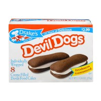 Drake's Devil Dogs - 8 ct