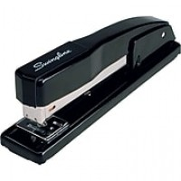 Swingline® Commercial Desktop Stapler, 20 Sheet Capacity, Black (44401)