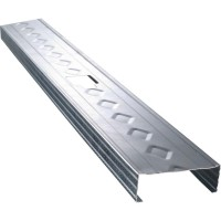 ClarkDietrich ProSTUD 25 3-5/8 in. x 10 ft. 25-Gauge EQ Galvanized Steel Wall Framing Stud