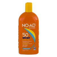 NO-AD Sport Sunscreen Lotion SPF 50