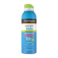 Neutrogena Wet Skin Kids Sunscreen Spray Water Resistant SPF 70+
