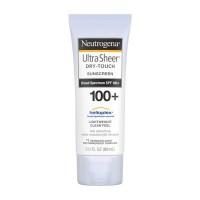 Neutrogena Ultra Sheer Dry-Touch Sunscreen Broad Spectrum SPF 100+