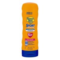 Banana Boat Sport Sunscreen Lotion Water Resistant (80 Min) UVA/UVB SPF 50