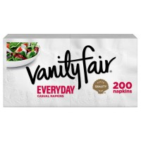 Vanity Fair Premium Everyday Napkins 2-Ply
